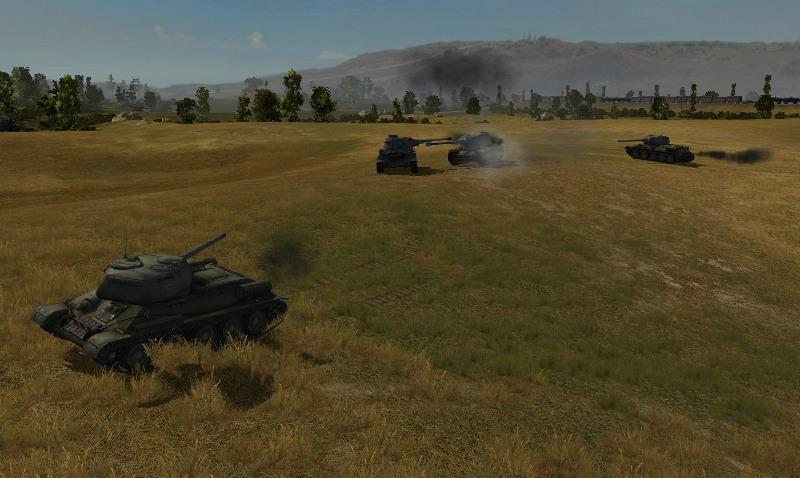 Дамаг и средние танки