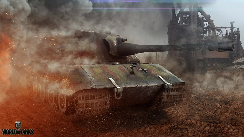 Какой самый крутой танк в World of Tanks