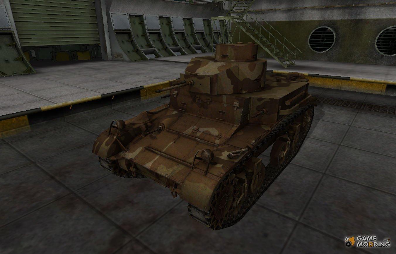 M2 Light Tank в World of Tanks