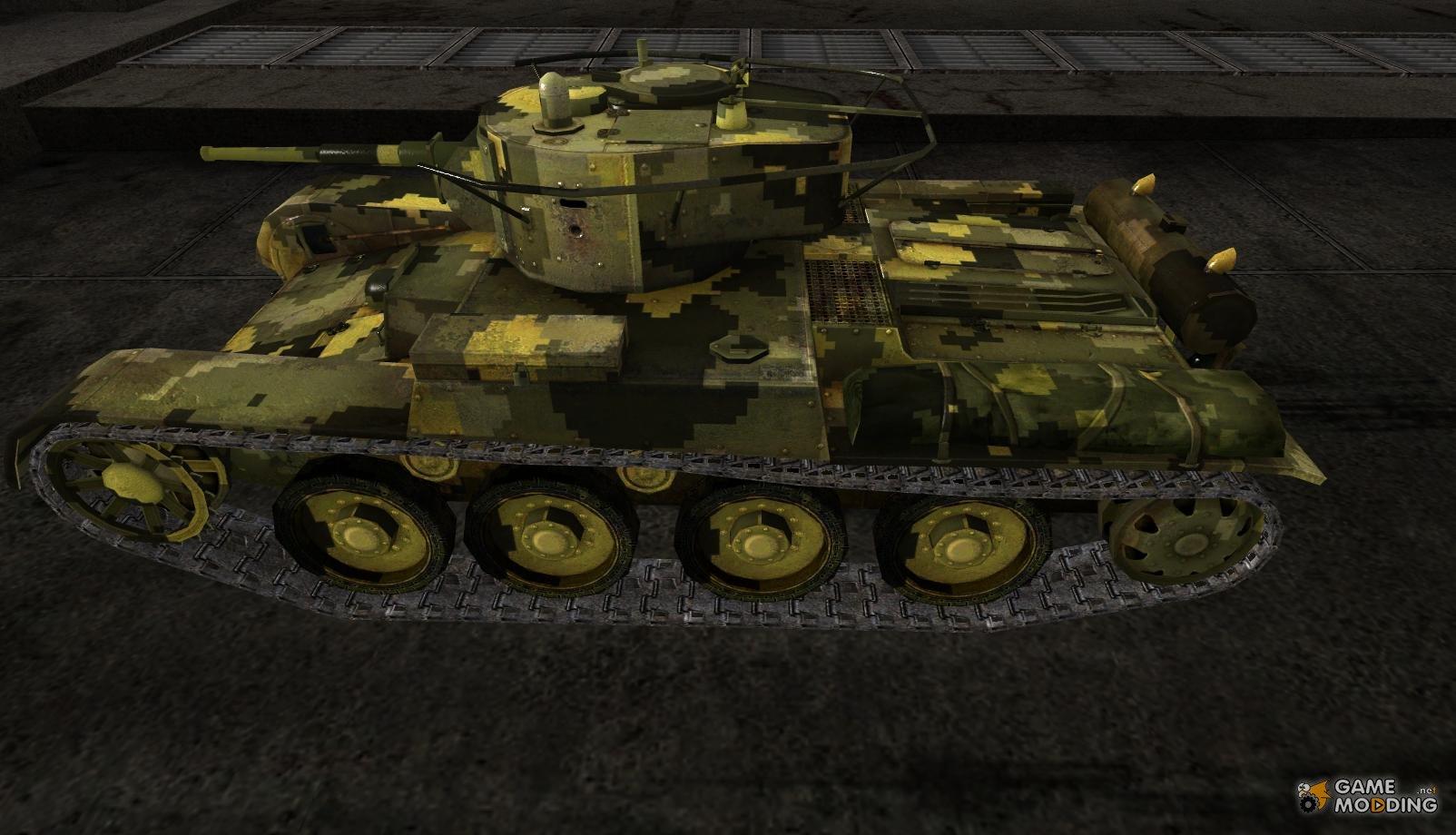T-46-v-WoT