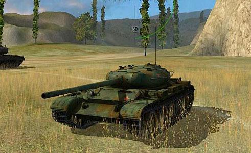 Т-54 в WoT