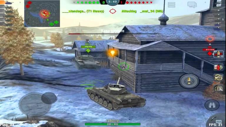 T62A в World of Tanks Blitz
