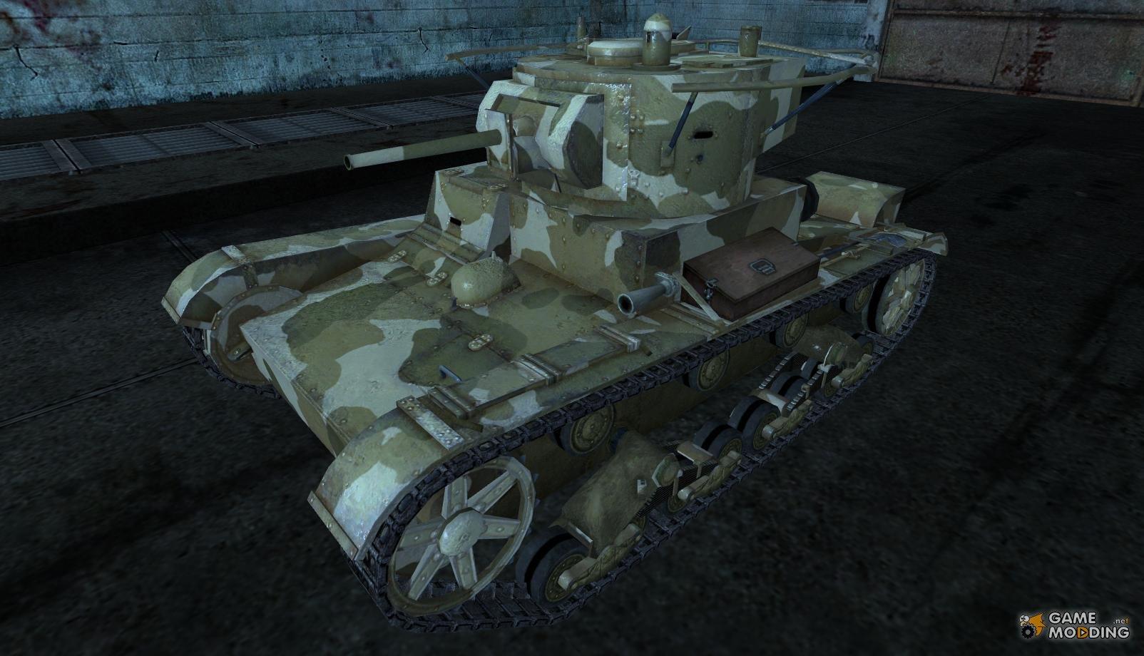 Т-26 в WoT