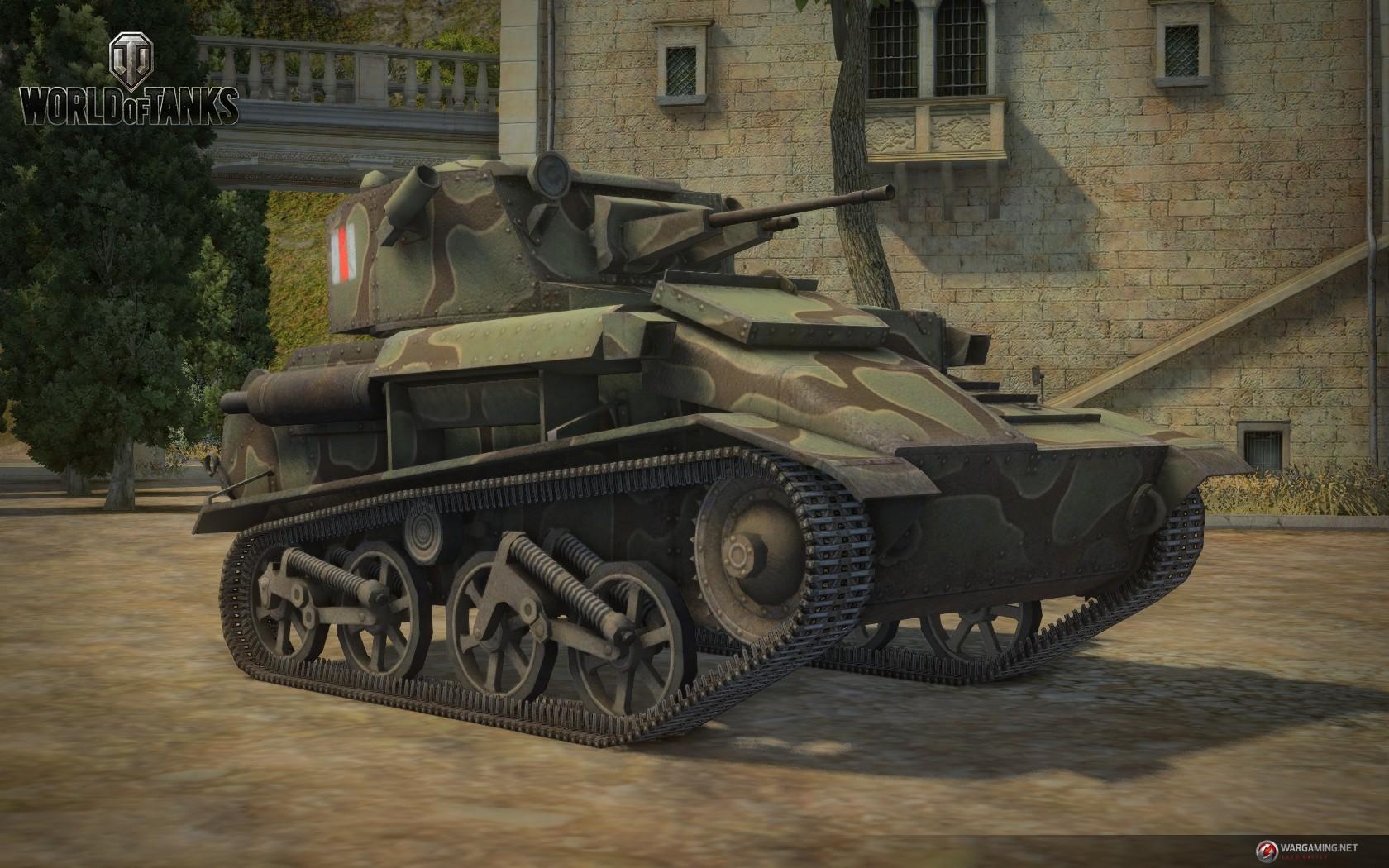 Лучший танк 2 уровня в World of Tanks