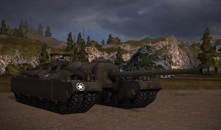 T95 в WoT
