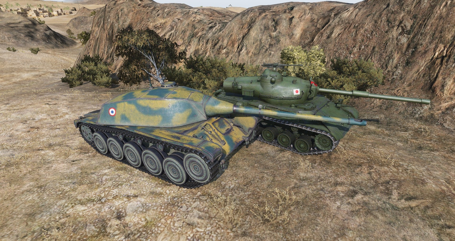 Особенности танка AMX CDC