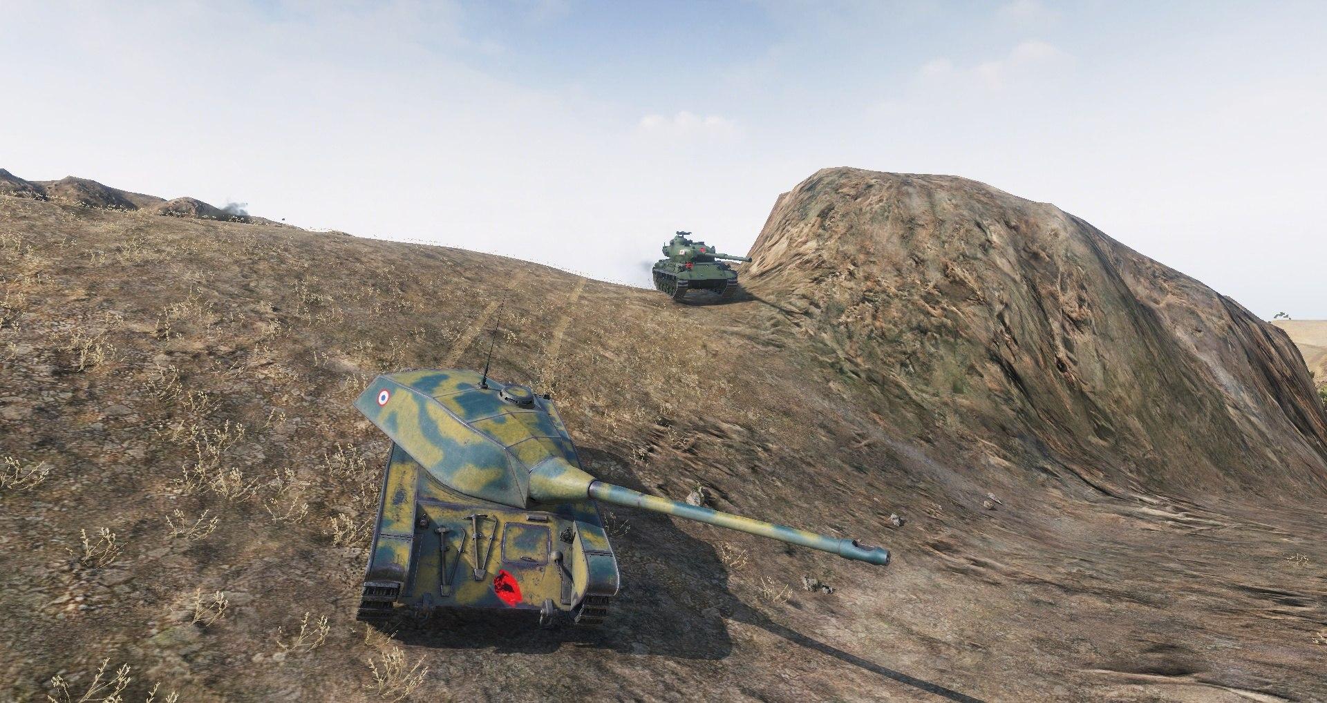 Премиум танк AMX CDC