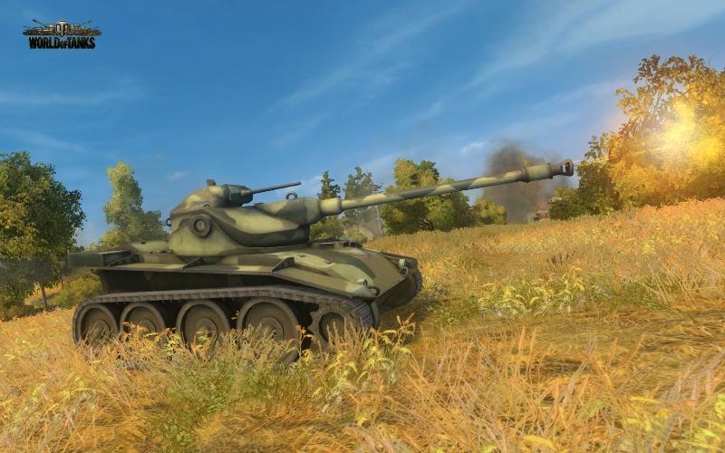 Особенности танка T71