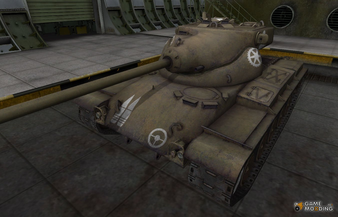 Танк T69 в World of Tanks