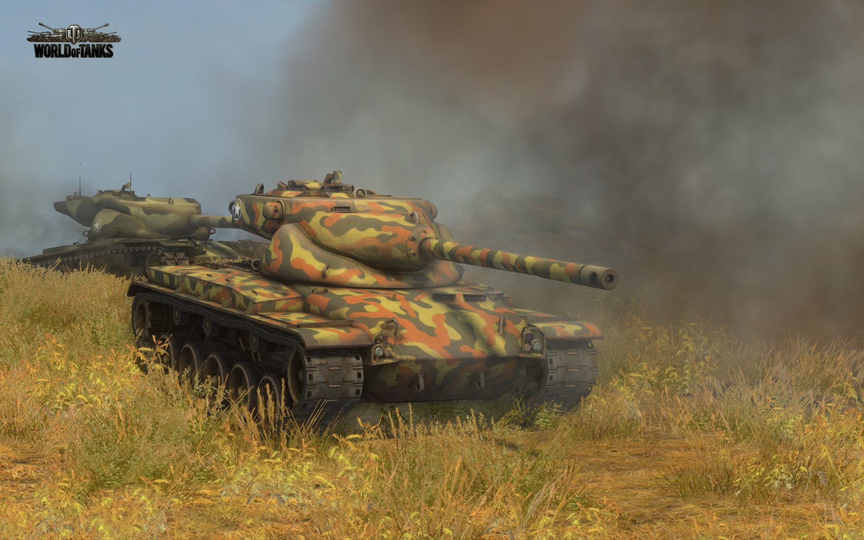 Танк T69 в WoT