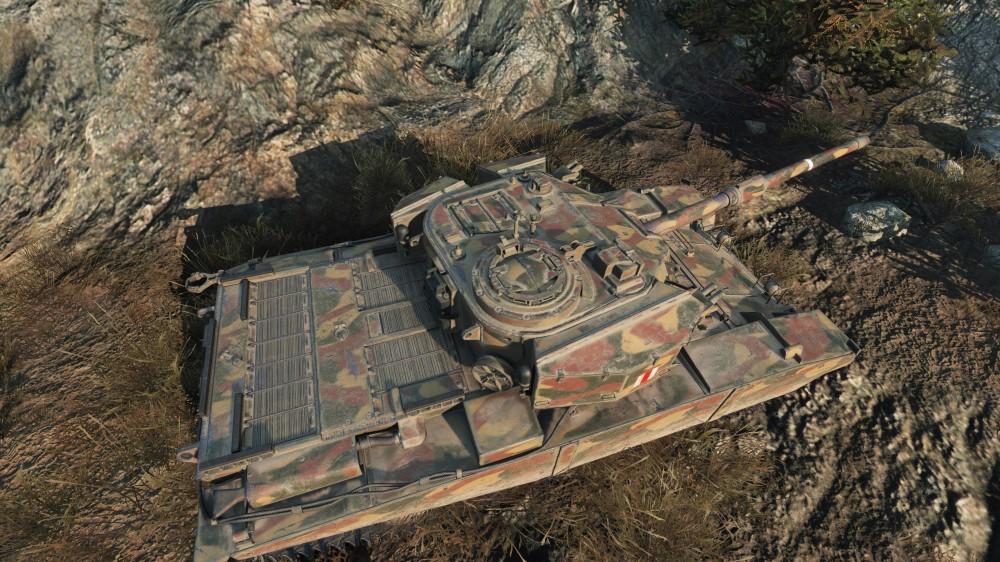 Премиум танк FV 4202(P)