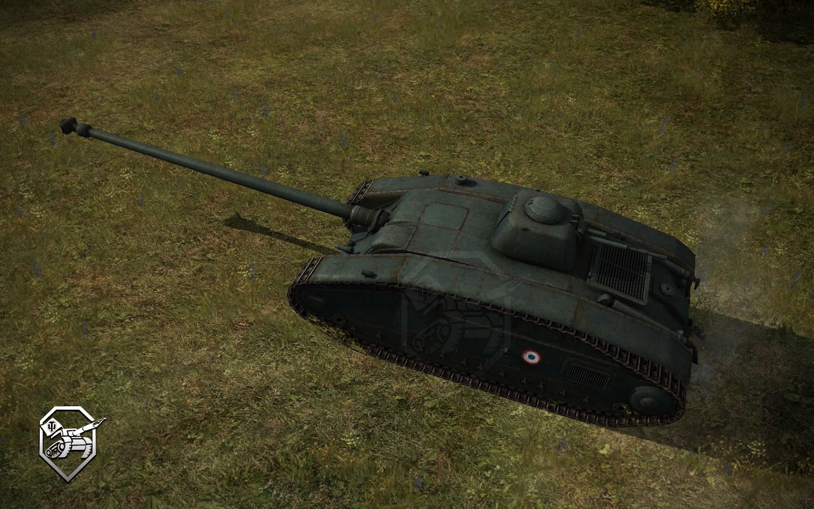 Обзор танка ARL V39