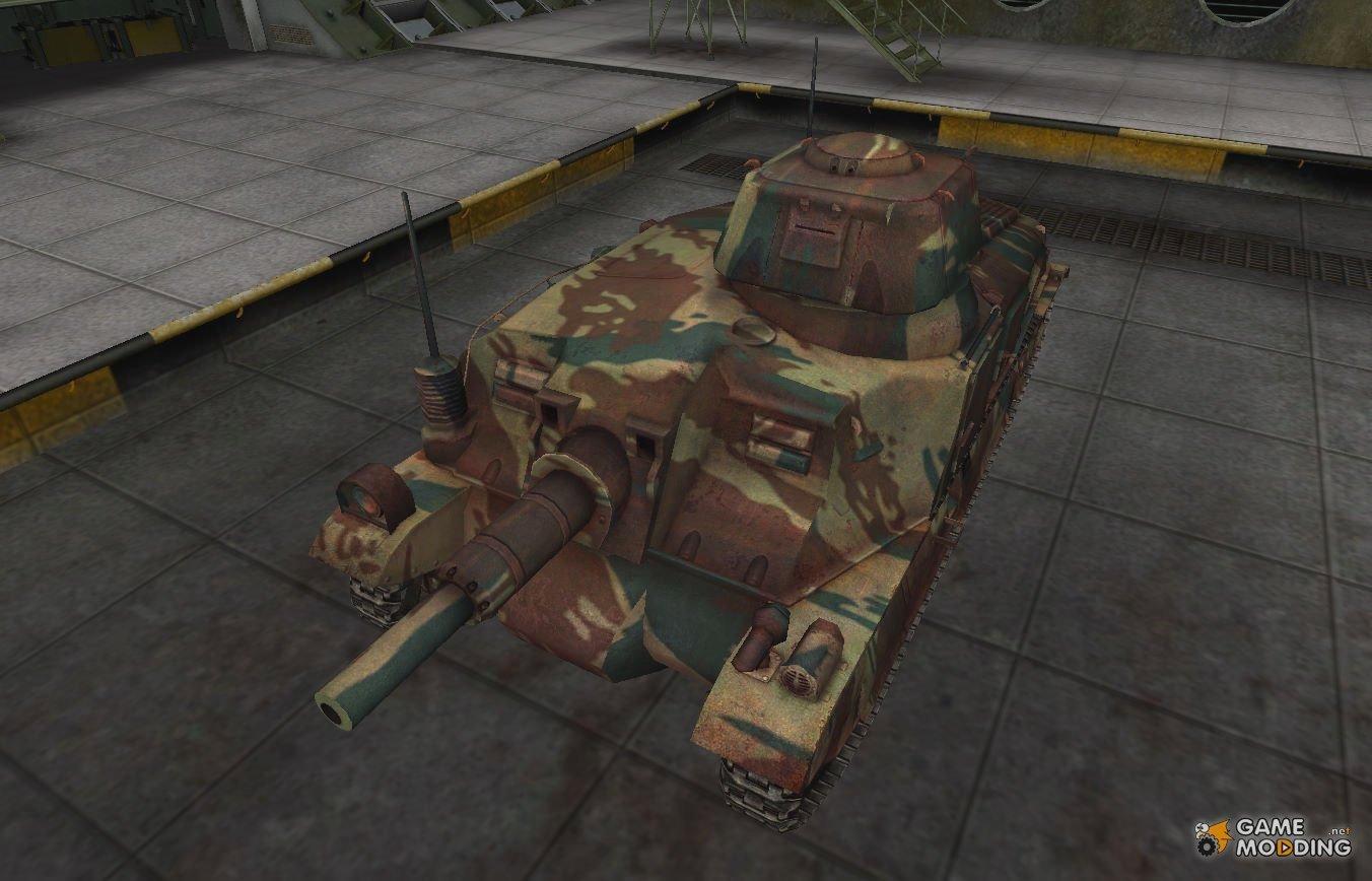 Tank-Somua-SAu-40-v-World-of-Tanks