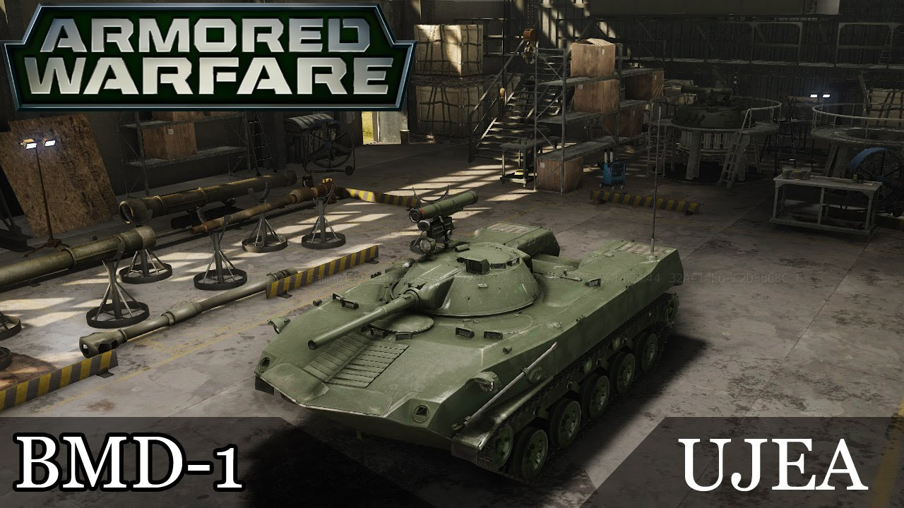 БМД-1 в Armored Warfare