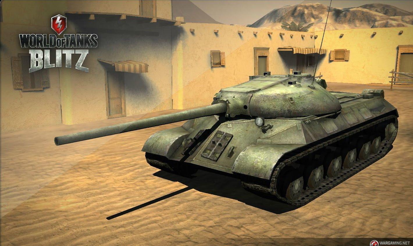 ИС-3 в World of Tanks Blitz