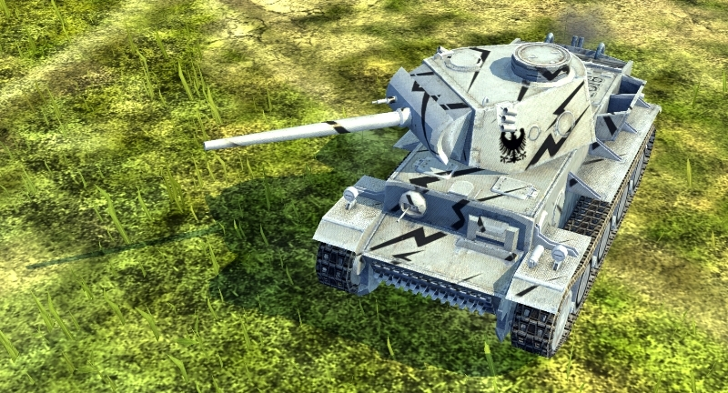 VK 36.01 (H) в WoT Blitz