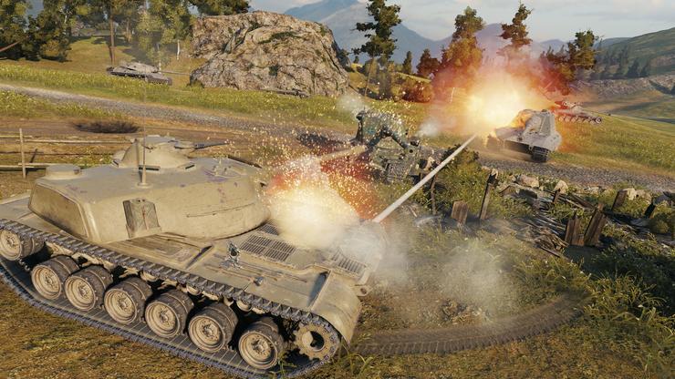 World of Tanks 1.0 - скачайте и попробуйте новую версию любимой игры
