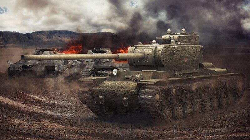 Количество людей играющих в World of Tanks
