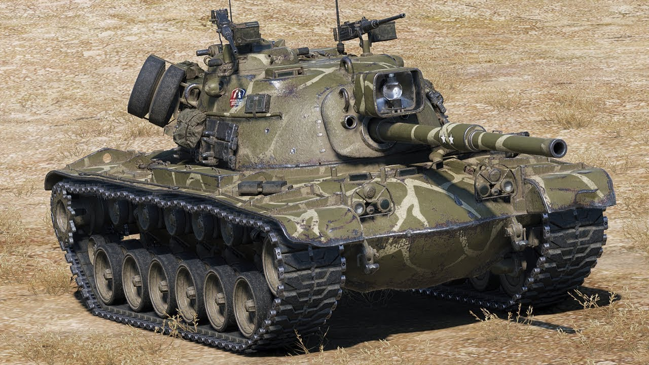 Танк M48A5 Patton