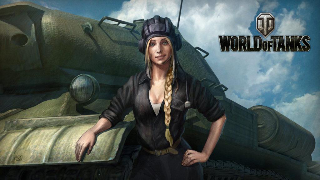 Учимся пересаживать экипаж в World of Tanks
