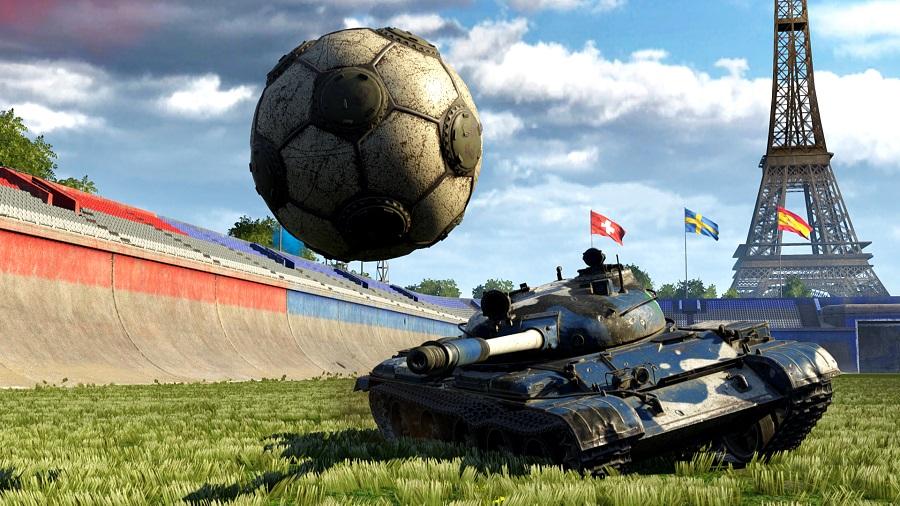 Особенности футбольного режима в World of Tanks