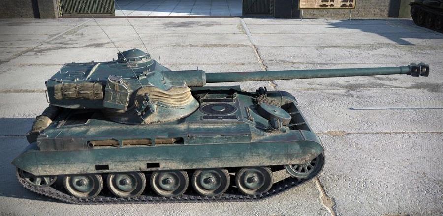 Танк AMX 13 105 SPORT