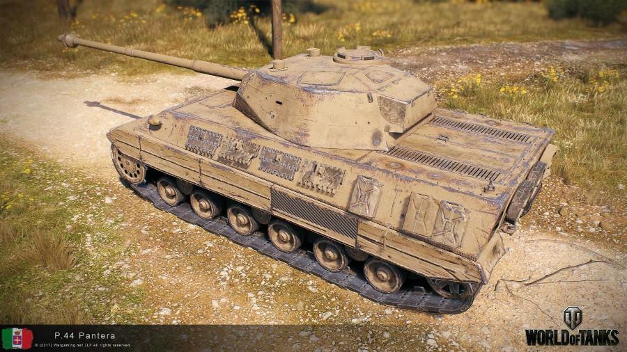Танк P44 Pantera