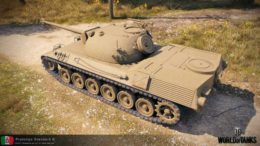 Танк Prototipo Standard B