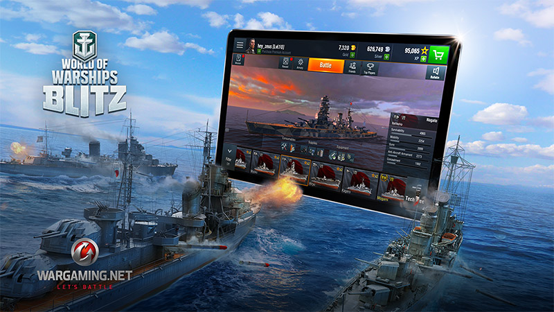 Сколько гигабайт занимает игра World of Warships