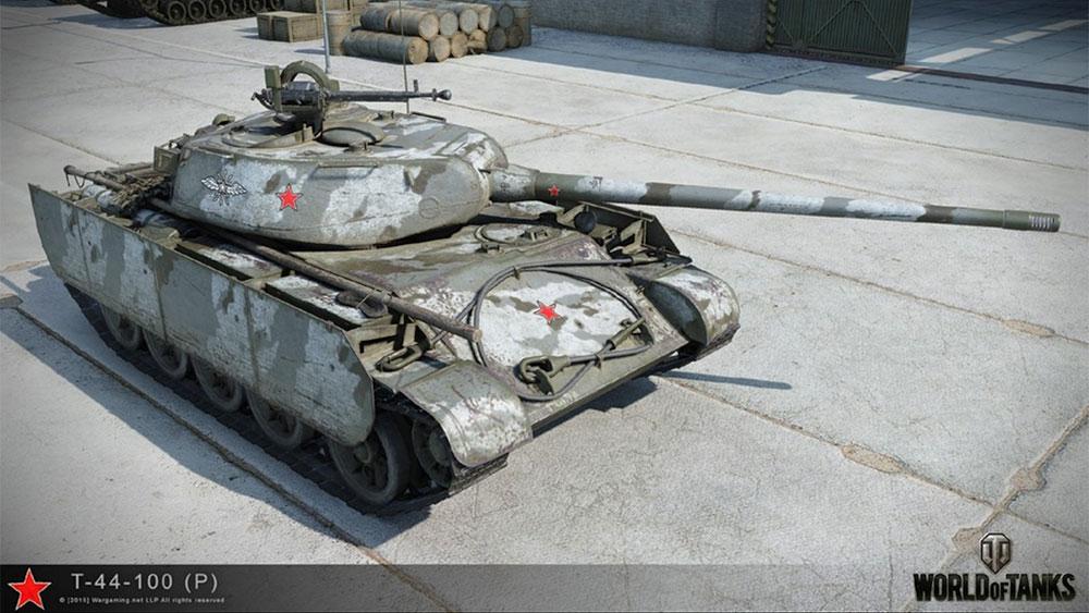 Tank-T-44-100-P