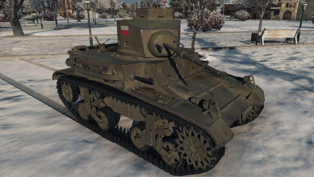 Танк M2 Light Tank