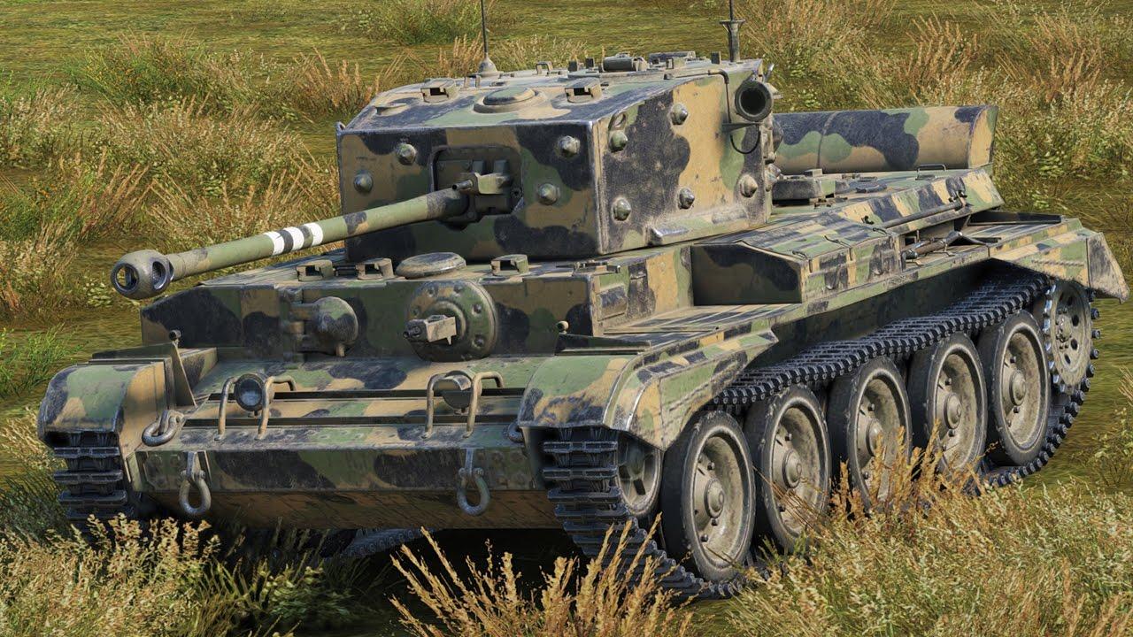 Cromwell в World of Tanks