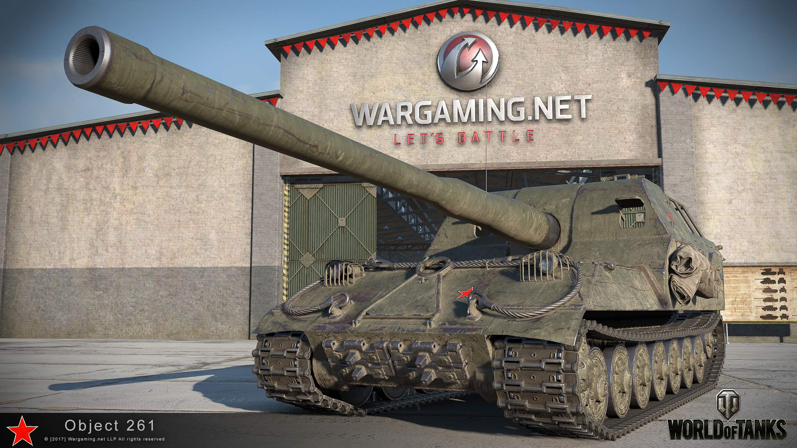 Объект 261 в World of Tanks