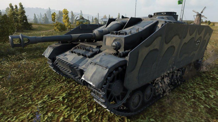 Танк StuG IV