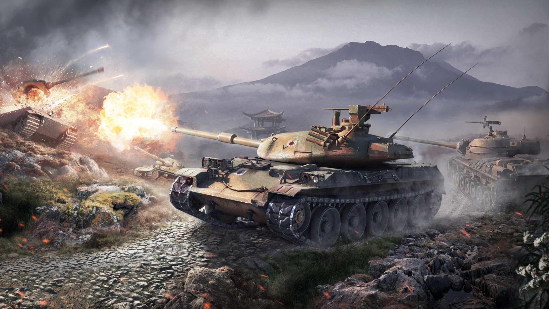 Выбираем лучшую технику на 6 уровне в World of Tanks