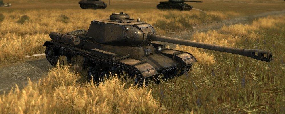 Танк ИС в World of Tanks