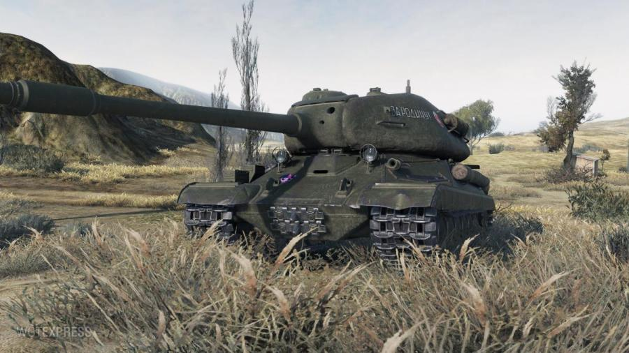 Танк СТ-1 в WoT