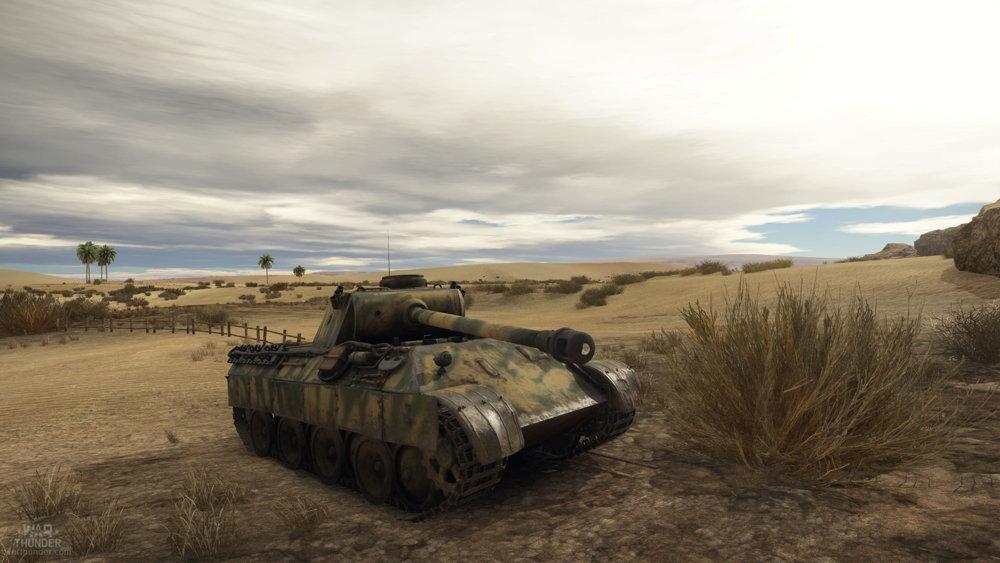 Танк в War Thunder