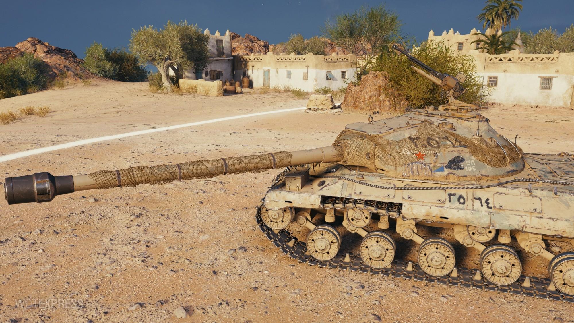 Танк в World of Tanks