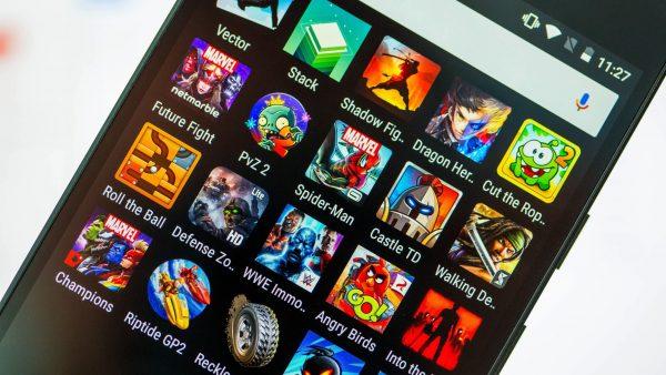 Самые новые и популярные игры на андроид