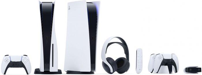 Большой выбор аксессуаров для PlayStation