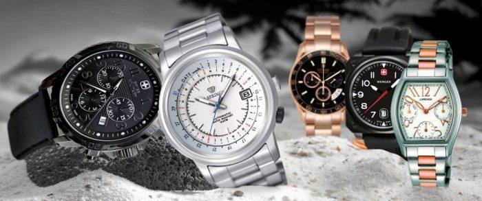 Выбор мужских наручных часов