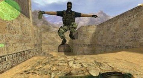 Распрыжка для вашего героя в CS GO