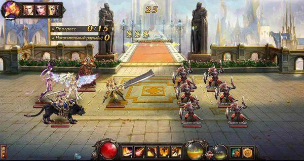 Браузерные MMORPG онлайн игры