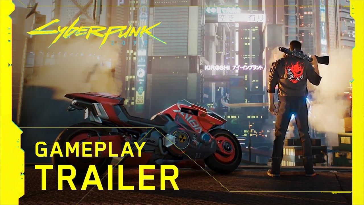 Концовки игры Cyberpunk 2077