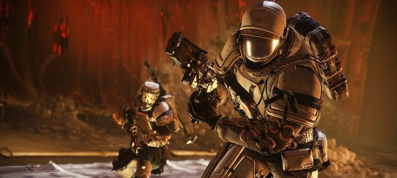 Услуги по улучшению в игре Destiny 2