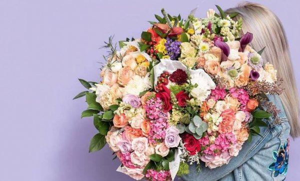 Доставка цветов в Калининграде