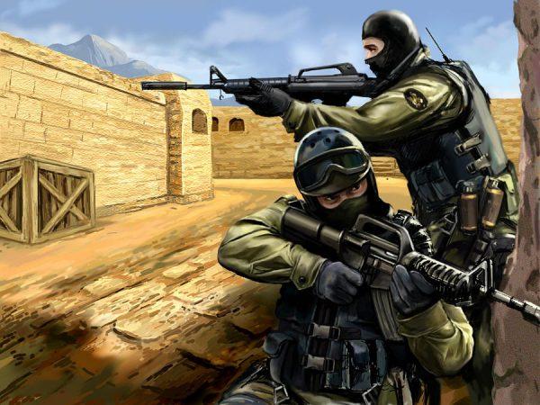 Обзор культовой игры Counter-Strike