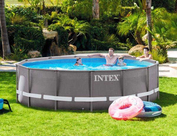 Бассейны и аксессуары intex для вашей семьи
