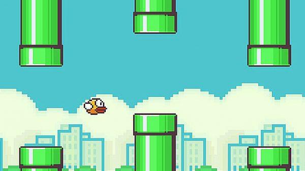 Играть в Flappy Bird бесплатно